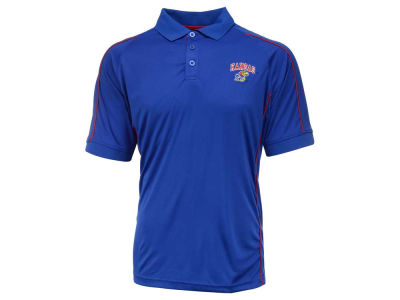 Kansas Jayhawks NCAA Men's Pitch Polo Shirt