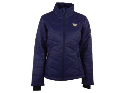 Washington Huskies NCAA Women's Powder Puff Insulated Jacket