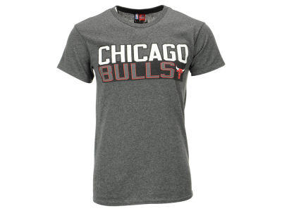 Chicago Bulls Derrick Rose Majestic NBA Men's Reflective Pop Player T-Shirt