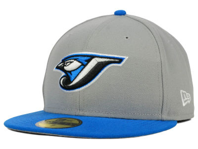 Toronto Blue Jays New Era MLB Cooperstown 2 Tone 59FIFTY Cap