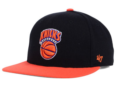 New York Knicks '47 NBA HWC Sure Shot 2 Tone '47 Snapback Cap