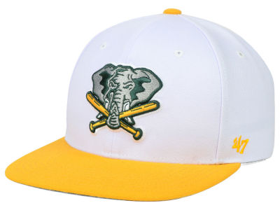 Oakland Athletics '47 MLB Sure Shot '47 Snapback Cap