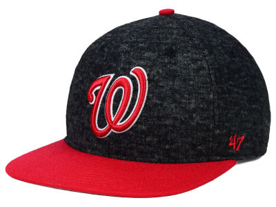 Washington Nationals '47 MLB River Shot '47 Snapback Cap