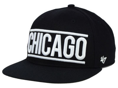 Chicago Cubs '47 MLB On The Track '47 Snapback Cap