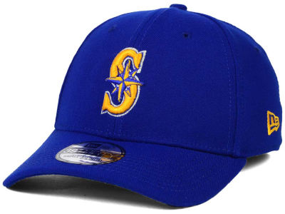 Seattle Mariners New Era MLB Team Classic 39THIRTY Cap