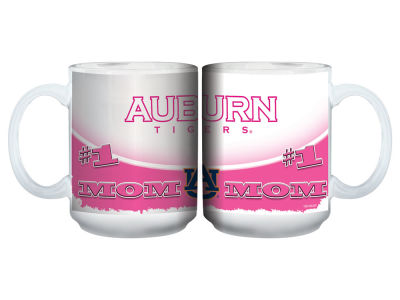 Auburn Tigers 15oz #1 Mom Mug