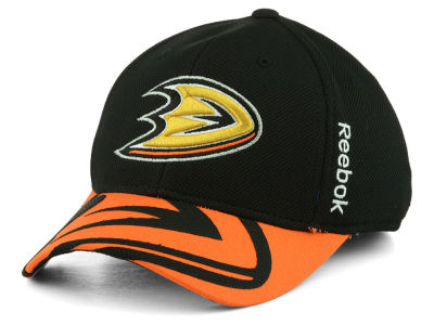 Anaheim Ducks Reebok NHL 2015 Draft Flex Cap