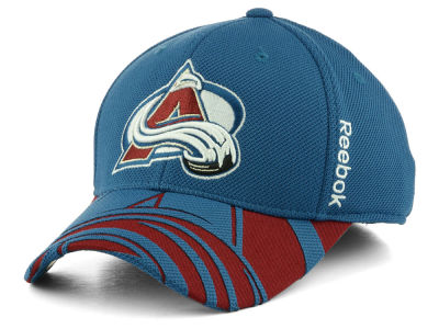 Colorado Avalanche Reebok NHL 2015 Draft Flex Cap