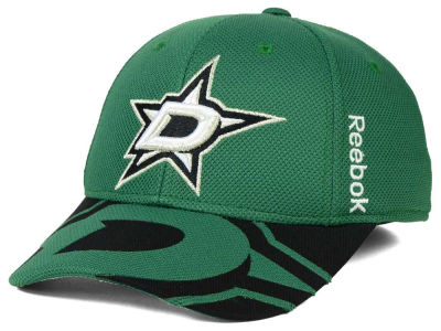 Dallas Stars Reebok NHL 2015 Draft Flex Cap