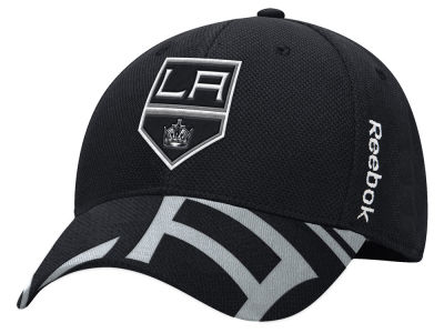 Los Angeles Kings Reebok NHL 2015 Draft Flex Cap