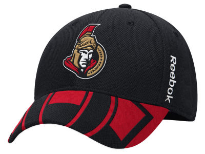 Ottawa Senators Reebok NHL 2015 Draft Flex Cap