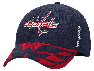 Washington Capitals Reebok NHL 2015 Draft Flex Cap