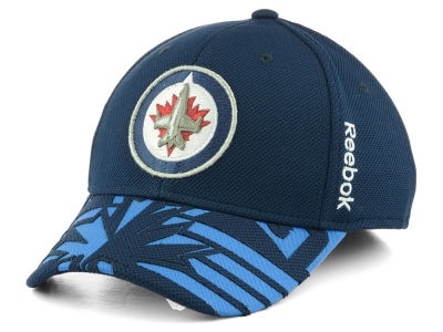 Winnipeg Jets Reebok NHL 2015 Draft Flex Cap