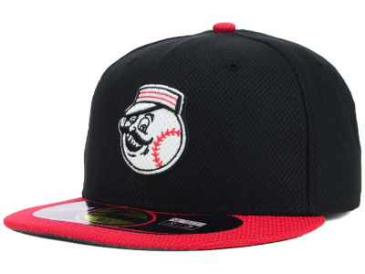 Cincinnati Reds New Era MLB Kids Diamond Era 59FIFTY Cap