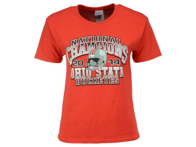 Ohio State Buckeyes NCAA Youth NCG Helmet Champ T-Shirt