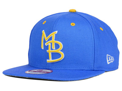 Myrtle Beach Pelicans New Era MiLB TC 9FIFTY Snapback Cap