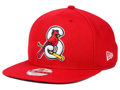Springfield Cardinals New Era MiLB TC 9FIFTY Snapback Cap