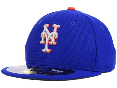 New York Mets New Era Kids Auth Coll XP Cap