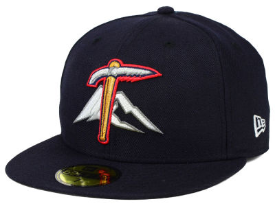 Tacoma Rainiers New Era MiLB AC 59FIFTY Cap