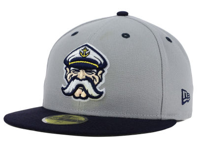 Lake County Captains New Era MiLB AC 59FIFTY Cap