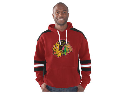 Chicago Blackhawks NHL Men's Breakaway Hoodie