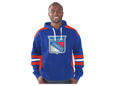 New York Rangers G-III Sports NHL Men's Breakaway Hoodie