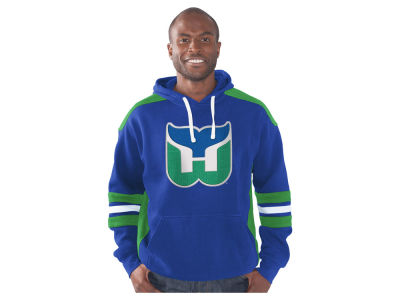 Hartford Whalers GIII NHL Men's Breakaway Hoodie