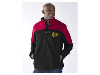 Chicago Blackhawks GIII NHL Men's Completion Soft Shell Jacket