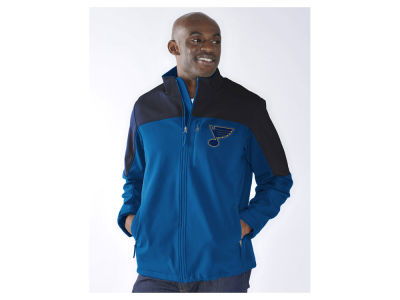 St. Louis Blues GIII NHL Men's Completion Soft Shell Jacket