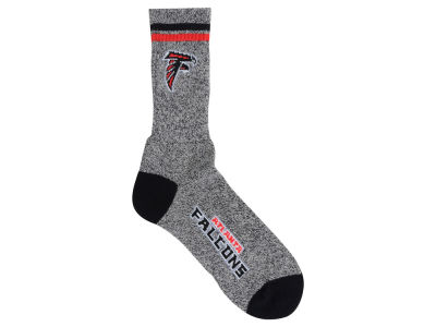 Atlanta Falcons Heathered Crew Socks