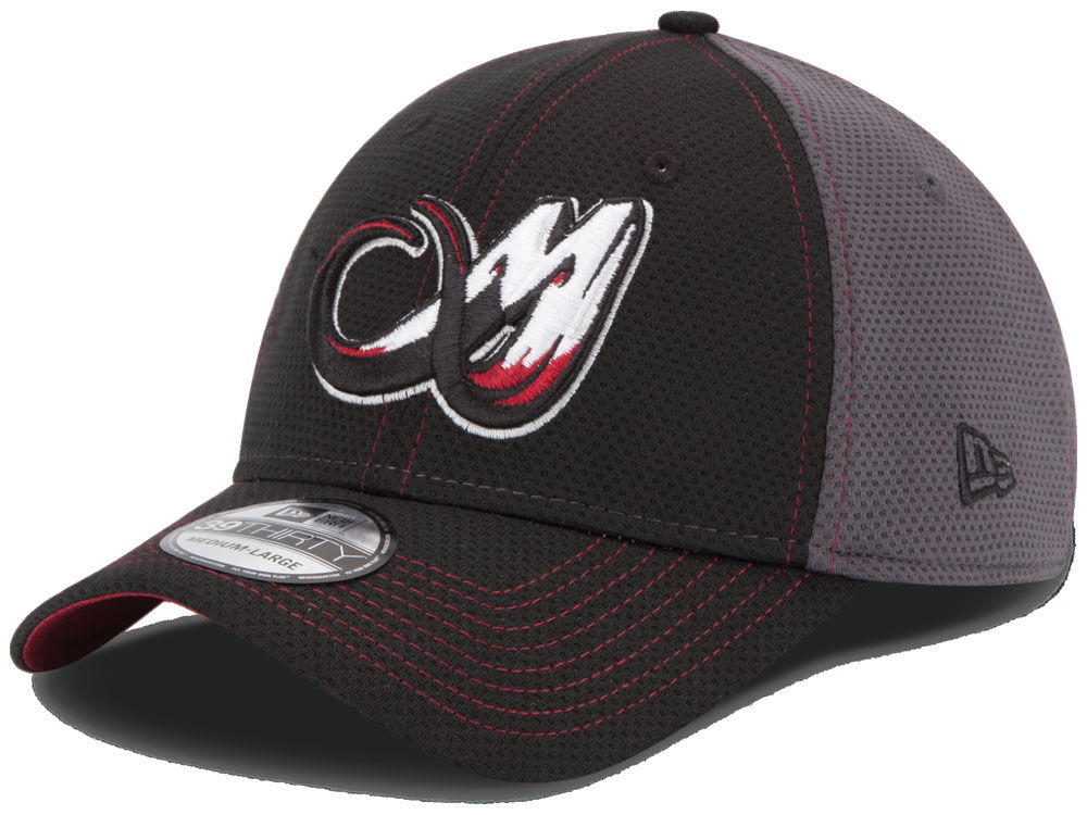 Colorado Mammoth New Era NLL On Field 39THIRTY Cap  a491c97720e