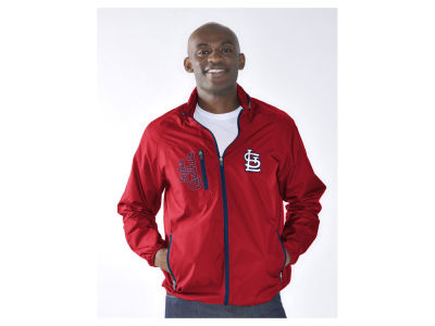 St. Louis Cardinals GIII MLB Men's Game Plan Jacket