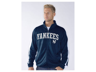New York Yankees GIII MLB Men's Takeaway Track Jacket