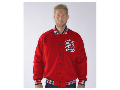 St. Louis Cardinals MLB Men's Cooperstown Grand Slam Jacket