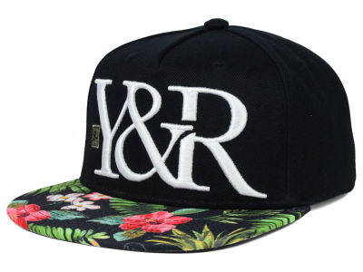 Young And Reckless Maui Wowie Trademark Snapback Hat