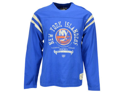 New York Islanders NHL Garrick Long Sleeve Top