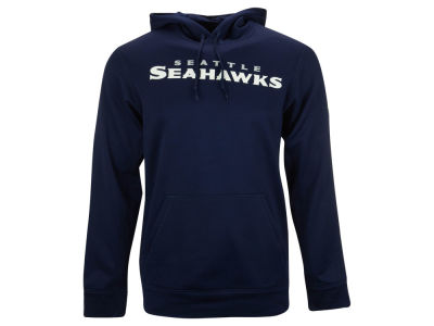 Seattle Seahawks Nike NFL Men's KO Essential Wordmark Hoodie