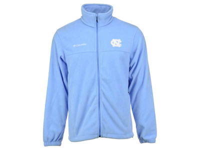 North Carolina Tar Heels Columbia NCAA Flanker Full Zip Jacket