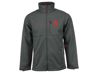 Alabama Crimson Tide Columbia NCAA Ascender Softshell Jacket