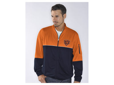 Chicago Bears NFL Men's Flip Shot Track Jacket