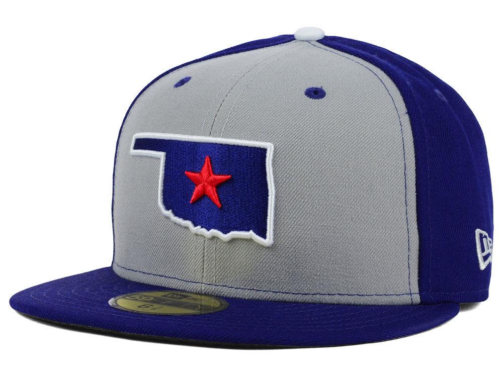 Oklahoma City Dodgers New Era MiLB AC 59FIFTY Cap  fc180f3c2ea0