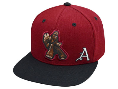 Arkansas Razorbacks Top of the World NCAA Chewy Snapback Cap