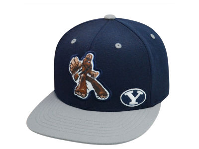 Brigham Young Cougars Top of the World NCAA Chewy Snapback Cap