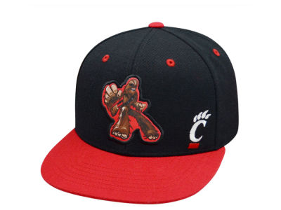 Cincinnati Bearcats Top of the World NCAA Chewy Snapback Cap