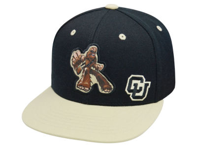 Colorado Buffaloes Top of the World NCAA Chewy Snapback Cap
