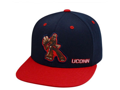 Connecticut Huskies Top of the World NCAA Chewy Snapback Cap