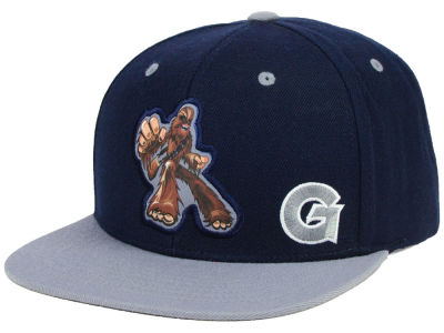 Georgetown Hoyas Top of the World NCAA Chewy Snapback Cap