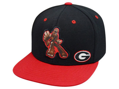 Georgia Bulldogs Top of the World NCAA Chewy Snapback Cap