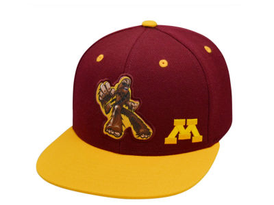 Minnesota Golden Gophers Top of the World NCAA Chewy Snapback Cap