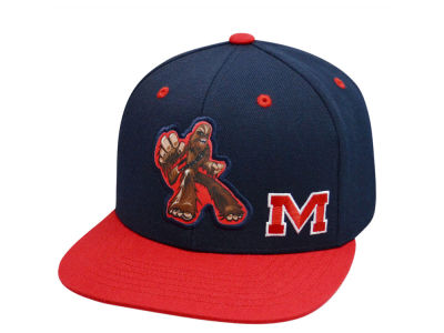 Ole Miss Rebels Top of the World NCAA Chewy Snapback Cap